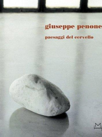 9788877571755: Giuseppe Penone: Paesaggi Del Cervello
