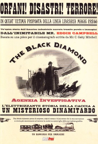 The Black Diamond agenzia investigativa