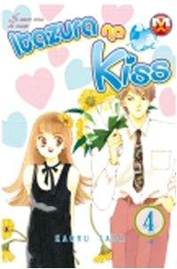 9788877593290: Itazura na kiss vol. 4