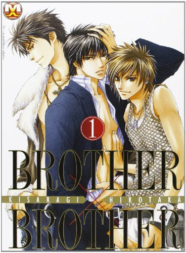 9788877594532: Brother x Brother 01