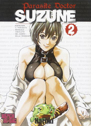 9788877596024: Parasite Doctor Suzune vol. 2