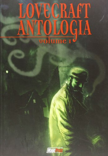 9788877596154: ANTOLOGIA #01 - LOVECRAFT