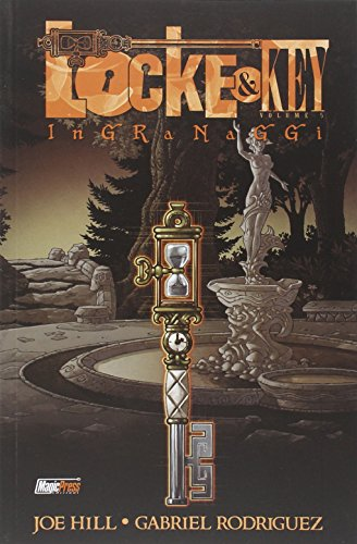 Ingranaggi. Locke & Key: 5: Joe Hill; Gabriel