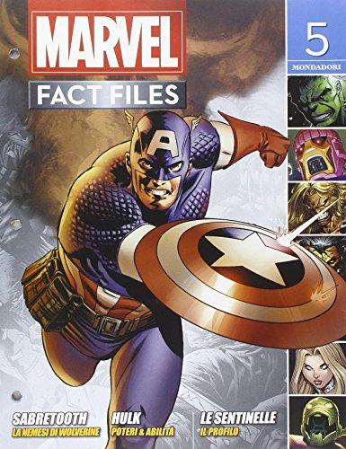 9788877598042: Marvel fact files vol. 4