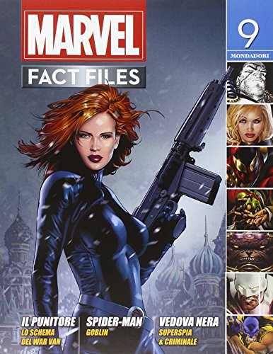 9788877598066: MARVEL FACT FILES #06 - MARVEL