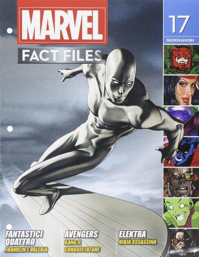 9788877598103: Marvel fact files: 10