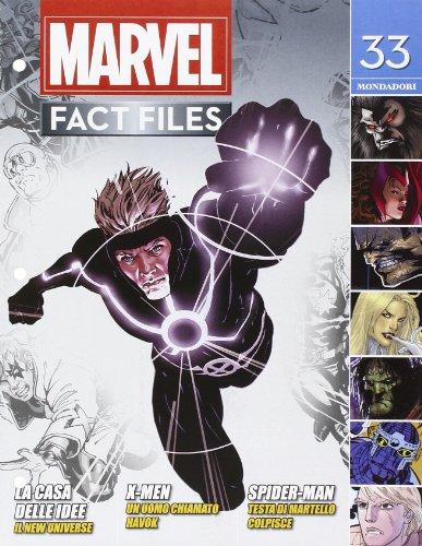 9788877598189: Marvel fact files: 18