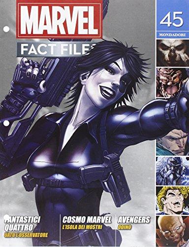 9788877598240: Marvel fact files vol. 24
