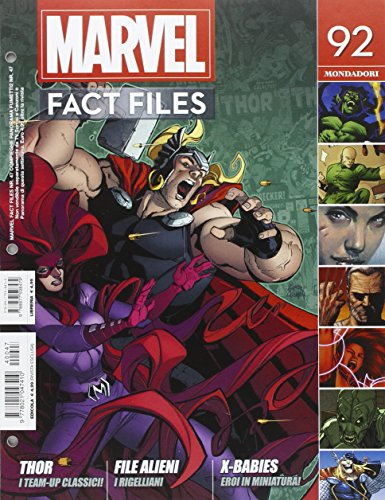 9788877598479: Marvel fact files: 47
