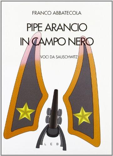 9788877662187: Pipe arancio in campo nero. Voci da Sauschwitz
