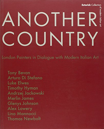 Another country. London painters in dialogue with: Roberta Cremoncini, Lino