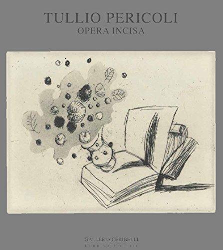 Tullio Pericoli. Opera incisa: Lina Bolzoni; Salvatore