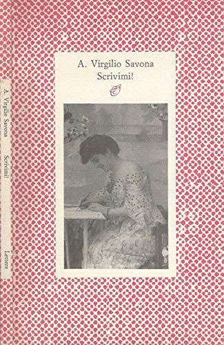 9788877680198: Scrivimi! Lettere e cartoline della canzone italiana