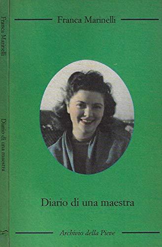 9788877680259: Diario di una maestra (Archivio della pieve)