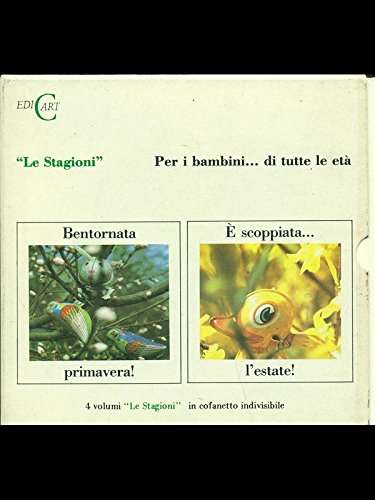 9788877741103: Stagioni (Le)