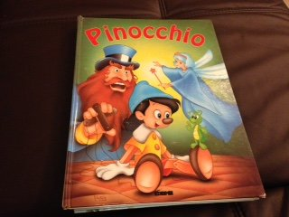 Pinocchio (Fiabe per sognare): n/a