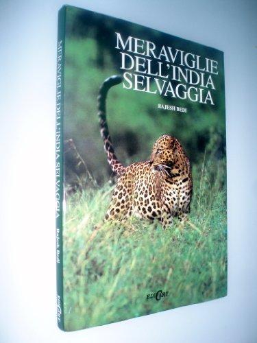 9788877744760: Meraviglie Dell India Selvaggia