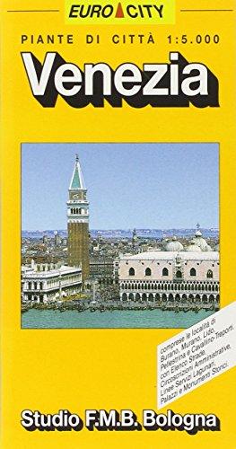 9788877750587: Venezia 1:5.000 (Euro City)