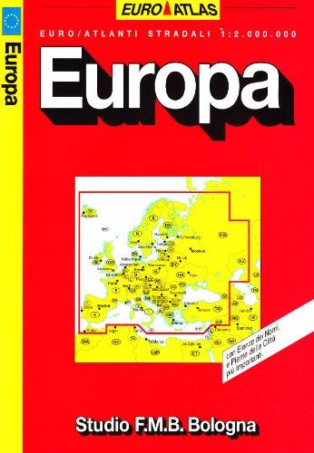 Europa 1:2.000.000 (Euro Atlas) - aa.vv.