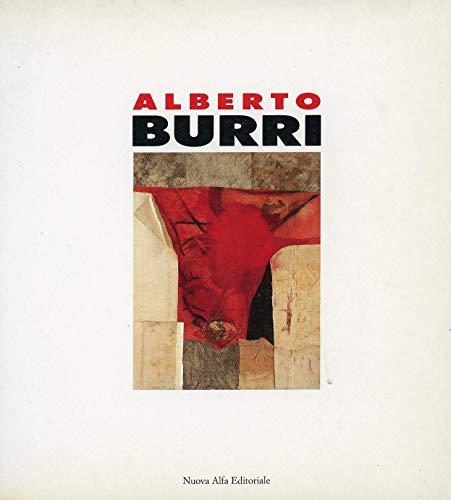 9788877793041: Alberto Burri (Italian Edition)