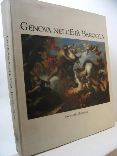 9788877793300: Genova nell'Età Barocca