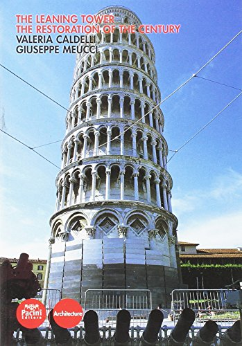 9788877817075: The Leaning Tower the Restoration of the Century