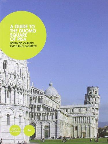 Guide to the duomo square of Pisa: Giometti, Cristiano;Carletti, Lorenzo