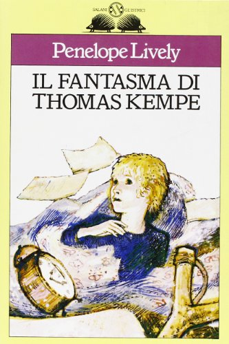 Il fantasma di Thomas Kempe (9788877820389) by [???]