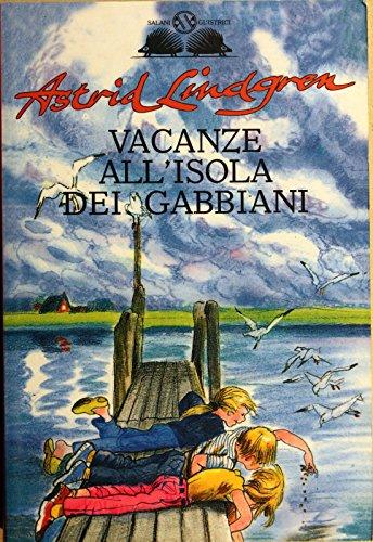 9788877825148: Vacanze all'isola dei gabbiani