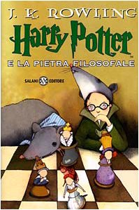9788877827029: Harry Potter E la Pietra Filosfale (Italian Edition)