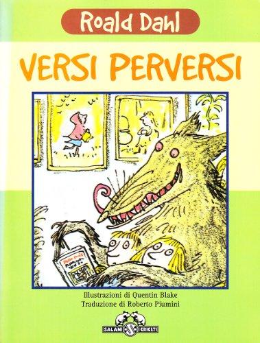 9788877828873: Versi perversi