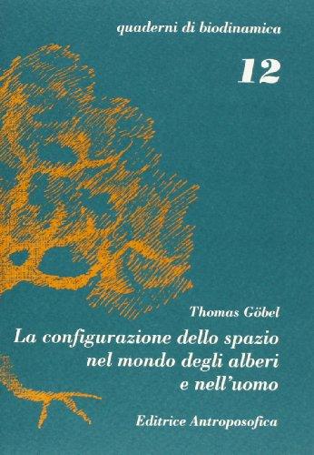 La configurazione dello spazio nel mondo degli: Gobel,Thomas.