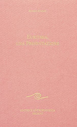 9788877873798: Euritmia. Una presentazione