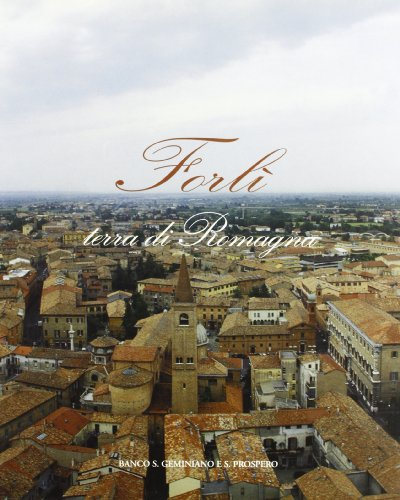 9788877920331: Forlì. Terra di Romagna.