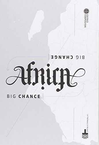 9788877948434: Africa Big Change Big Chance