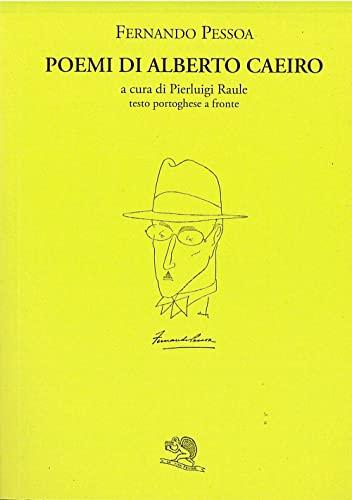 9788877990631: Poemi di Alberto Caeiro. Testo portoghese a fronte (Labirinti)