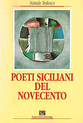 9788878041165: Poeti siciliani del Novecento