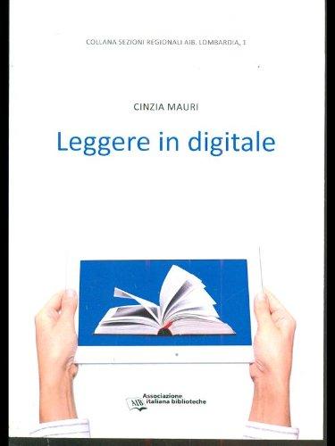 9788878122161: Leggere in digitale
