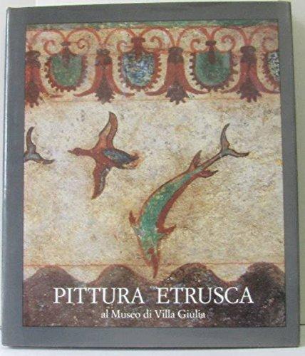 Pittura Etrusca al Museo di villa giulia