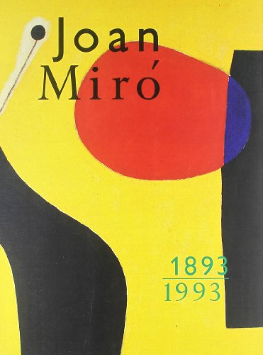 Joan Miró, 1893-1993. Italian text.: Miró, Joan &