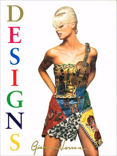 9788878134997: Gianni Versace. Designs (Moda & design)