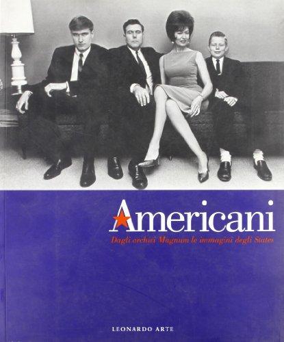 9788878136564: Americani: Dagli archivi Magnum le immagini degli States (Italian Edition)