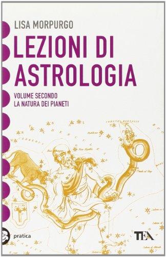 9788878188686: Lezioni di astrologia vol. 2 - La natura dei pianeti