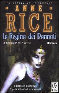 9788878193284: La Regina Dei Dannati / The Queen of the Damned