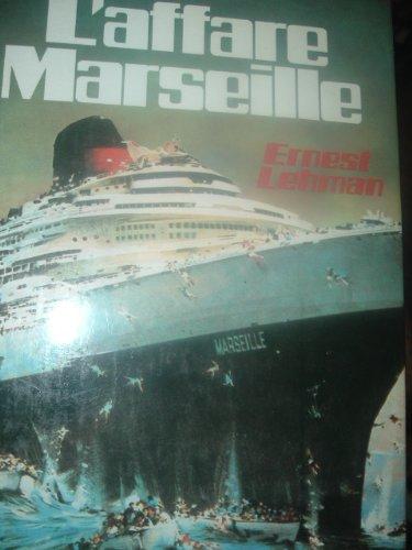 9788878240995: L'affare Marseille (Super bestseller)