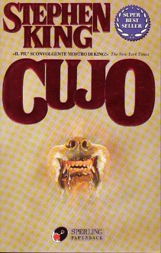 9788878242357: Cujo (Super bestseller)