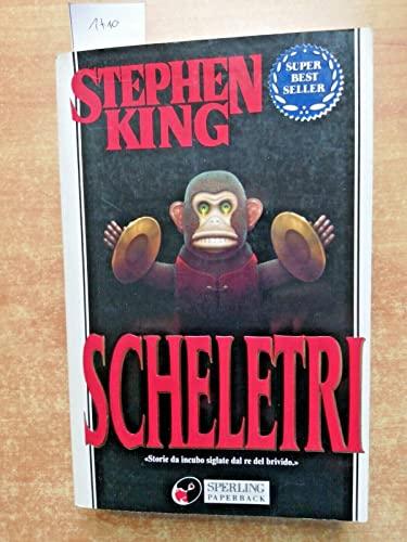 9788878245730: Scheletri