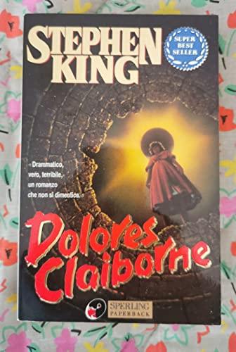 9788878248656: Dolores Claiborne Italian Language