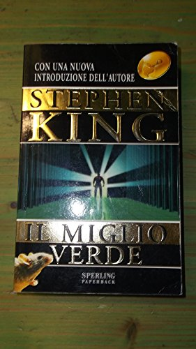 9788878249424: Il miglio verde (Super bestseller)