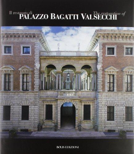 9788878272361: Il restauro di palazzo Bagatti Valsecchi